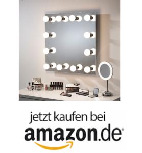 hollywood spiegel wissenswertes ber schminkspiegel mit beleuchtung. Black Bedroom Furniture Sets. Home Design Ideas